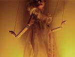 vintage marionette